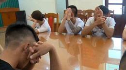Tổ chức sinh nhật bằng ma túy, 22 nam nữ bị bắt