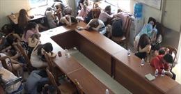 Hơn 200 'dân chơi' sử dụng ma túy trong quán bar