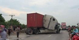 Lại xảy ra tai nạn giao thông trên quốc lộ 5
