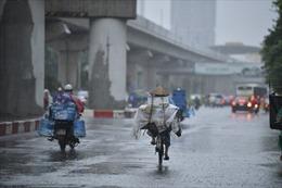 Thời tiết ngày 6/8: Các khu vực trên cả nước có mưa rào và dông rải rác
