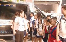 Báo động đỏ vấn đề đảm bảo an toàn đưa đón học sinh bằng xe bus