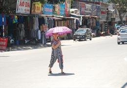 Bắc Bộ và Trung Bộ nắng nóng, có nơi trên 38 độ C trong ngày 13/8