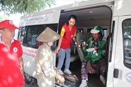 Các điểm tránh nắng nóng miễn phí cho người lao động Hà Nội