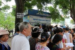 Hà Nội đẩy nhanh cấp thẻ cho người đi xe buýt miễn phí