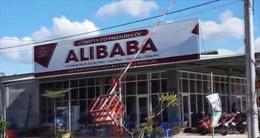 Cưỡng chế công ty Alibaba tại Đồng Nai