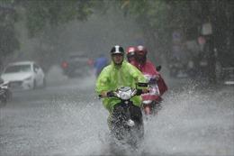 Đêm 7 và ngày 8/9, vùng núi Bắc Bộ có mưa to đến rất to, đề phòng lốc, sét và gió giật mạnh
