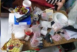 Triệt phá đường dây buôn ma túy từ Campuchia về Thành phố Hồ Chí Minh