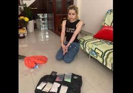 Phá đường dây ma túy khủng do 'hot girl' 20 tuổi cầm đầu