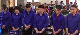 Tuyên án tử hình 3 đối tượng trong đường dây buôn bán ma túy Sơn La - Hà Nội