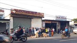 Tai nạn xe máy khiến 2 người thương vong tại Đắk Lắk