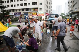 Nguồn nước sạch sông Đà cung cấp cho Hà Nội qua các công ty nào?