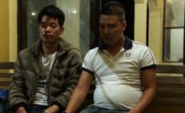 Vụ đổ dầu thải gây ô nhiễm nguồn nước Sông Đà: Xác định 3 nghi phạm liên quan