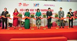 Đưa nông sản Việt Nam vào chuỗi bán lẻ Tập đoàn AEON Mall tại Hà Nội