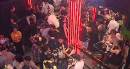 Nhiều đối tượng sử dụng chất ma túy tại quán bar, karaoke
