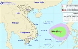 Thời tiết ngày 5/11: Áp thấp nhiệt đới có khả năng mạnh lên thành bão