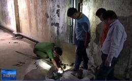 Tây Ninh liên tiếp phát hiện doanh nghiệp xả thải ra môi trường