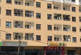 Di dời dân khỏi các căn hộ vi phạm của Mường Thanh