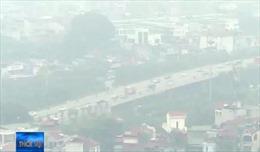 Không khí Hà Nội ở ngưỡng rất có hại cho sức khoẻ