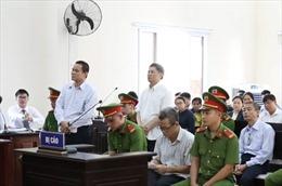 Tiếp tục xét xử nguyên Bí thư Thị ủy Bến Cát