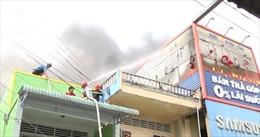 Cháy lớn tại chợ Phước Long, Bạc Liêu