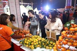 'Tuần lễ cam sành, các sản phẩm OCOP và sản phắm tiêu biểu tỉnh Hà Giang năm 2019' tại Siêu thị Big C Thăng Long