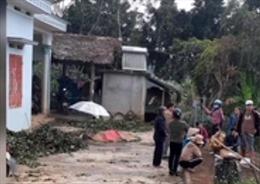 Vây bắt đối tượng sát hại 5 người tại Thái Nguyên