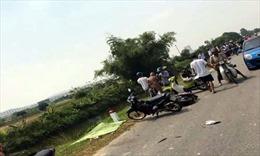 Tai nạn giao thông nghiêm trọng ở Hải Dương, 5 người thương vong