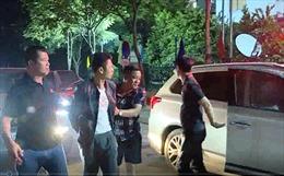 Di lý từ Yên Bái về Hà Nội 2 đối tượng nghi sát hại nam sinh viên chạy Grab