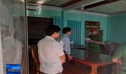 Gia Lai bắt tạm giam Chủ tịch huyện và 2 cấp dưới về hành vi tham ô tài sản