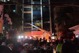 Cháy tòa nhà Dầu khí Thanh Hóa