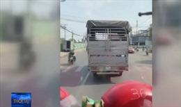 Ô tô không nhường đường cho xe cứu hỏa