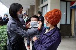 75.000 chiếc khẩu trang được phát miễn phí cho người dân Hà Nội
