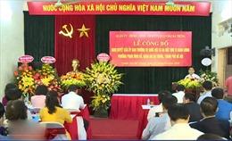 Hà Nội sát nhập, công bố một số đơn vị hành chính xã, phường mới