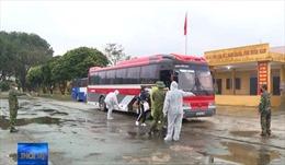 Ninh Bình cách ly thêm 177 người về từ Hàn Quốc