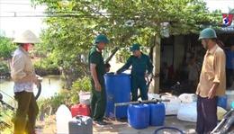 Người dân Long An lao đao vì thiếu nước sinh hoạt