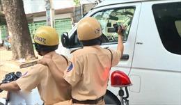 Từ 10/3, ghi hình phạt nguội ô tô dừng, đỗ sai ở trung tâm TP Hồ Chí Minh