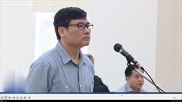 Bị cáo Trương Duy Nhất bị tuyên phạt 10 năm tù