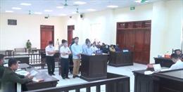 Xét xử 5 cựu cán bộ thanh tra Thanh Hóa