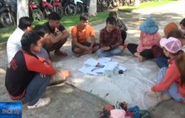 Tụ điểm đánh bạc quy mô lớn ở Tây Ninh bị triệt phá