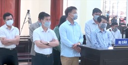 Thanh Hóa tuyên án 5 cựu thanh tra tỉnh nhận hối lộ