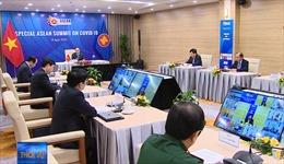 Hội nghị cấp cao đặc biệt ASEAN về ứng phó dịch bệnh COVID-19
