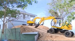Công ty cáp treo tháo dỡ công trình biệt thự mẫu xây không phép