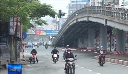 Không khí Hà Nội vẫn ô nhiễm trong thời gian giãn cách xã hội