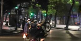 Phạt tù 6 'quái xế' gây rối trật tự tại Hà Nội
