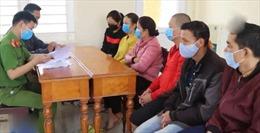 Quảng Bình bắt giữ 6 đối tượng liên quan đến đánh bạc