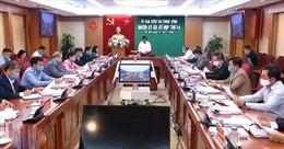 Đề nghị khai trừ ra khỏi Đảng nguyên Thứ trưởng Bộ Quốc phòng Nguyễn Văn Hiến