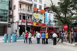 Vụ nổ khí gas tại nhà 32 phố Cửa Nam (Hà Nội)