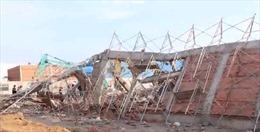 Sập công trình tại Đồng Nai khiến 10 người tử vong