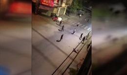 Khởi tố vụ hỗn chiến giữa phố Quy Nhơn khiến một người tử vong