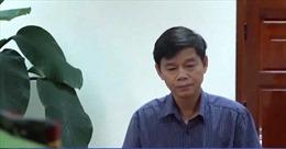 Quảng Bình bắt các đối tượng tham ô tài sản